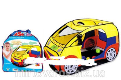 Детская палатка Машина M 2497