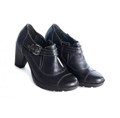 Туфли На Каблуке CORTINA Черные 38p.