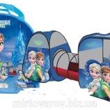 Игровая палатка с туннелем SG 7015 FZ-B Холодное сердце Frozen