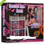 Кукольный домик Monster High 66895 три куклы