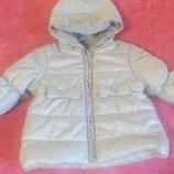 Фірмова, крута курточка для дівчинки