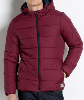 Стеганая утепленная куртка датского бренда Jack & Jones