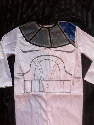 карнавальный костюм штурмовик Star Wars универсальный размер