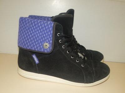 Ботинки crocs 24cм w8