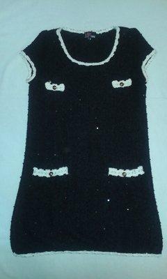 Платье женское черное р.S