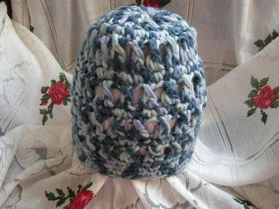 Супер шапка -р.54-56,красивая вязка-75грн.
