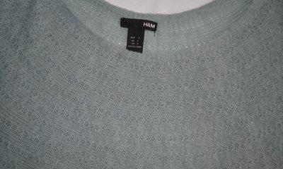 Теплая кофта H&M размер S