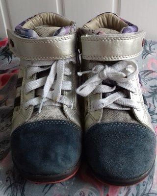 Демисезонные ботинки на девочку 30 р стелька 18,5 см