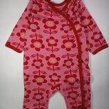 Розовый человечек Marks&Spencer 0-3 мес