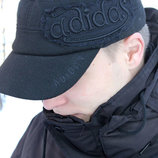 Кепка мужская осень-зима на флисе adidas