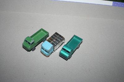 Модельные коллекционные машинки Husky