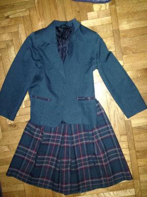 школьная форма. Юбка и пиджак
