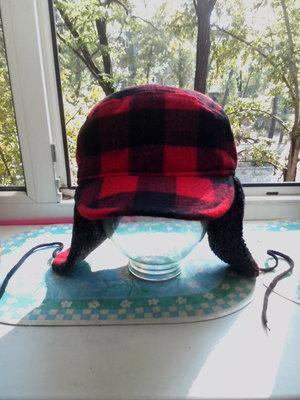 Продано: Шапка - кепка утепленная мужская
