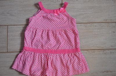 Платья для девчушки, много от 9 мес. до 1,6 года