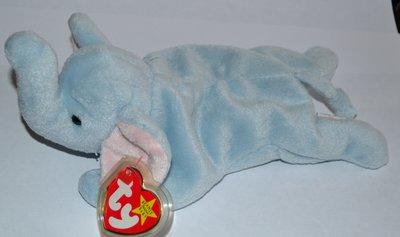 классный фирменный слоник с гранулянтом TY tm Peanut высота 28 см оригинал новая