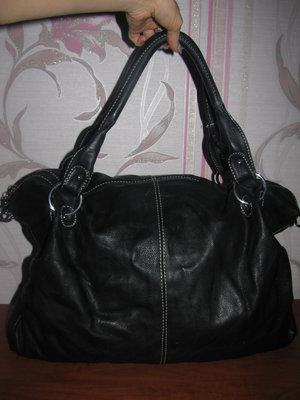 Черная сумка Eternel