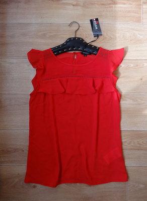 Новая красная блуза Morgan