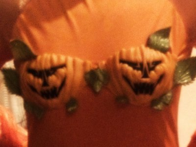 карнавальный костюм тыквы для взрослых