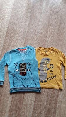 Реглан, джемпер, футболка Cool Club р. 86