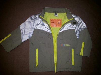 Крутецкий куртец Gymboree р.3 смотрите замеры