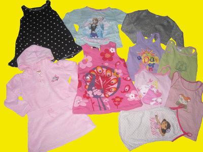 Пакет вещей для девочки 2-3 года,H&M