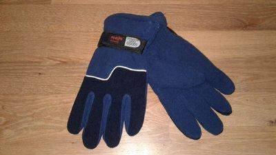 Новые флисовые мужские перчатки Польша