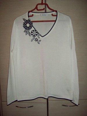 Кофточка .пуловер 16-18 размер