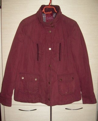 Куртка Next коттон на синтепоне 20 евро размер