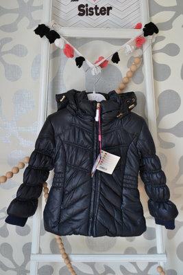 Удлинённая куртка еврозима ATIVO Португалия , 2,5-3 года/96 см