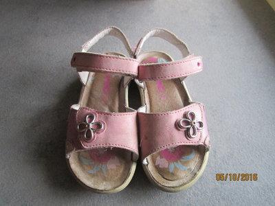 Продано: босоножки розовые