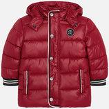 скидка -20% Mayoral утепленная куртка для мальчика евро-зима 98-134