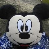 Мягкая игрушка-подушка Микки Маус ручная работа