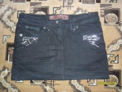 Крутая мини юбка на 44-46р