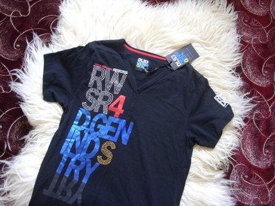 Новая модная футболка Denim