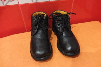 Ботинки деми д/мал. р.30 KicKers, натуральная кожа