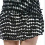 Новая юбка Zara в гусиную лапку .