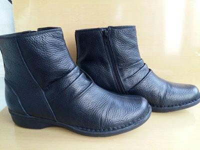 Ботинки - полусапожки Clarks 42-43 рр.27.5см.