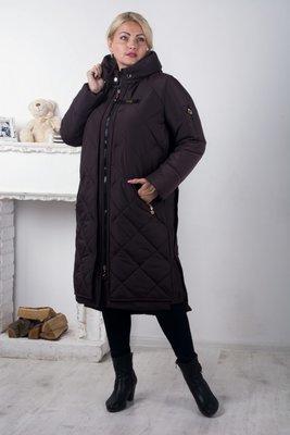 Модная женская зимняя утепленная куртка парка Верджиния
