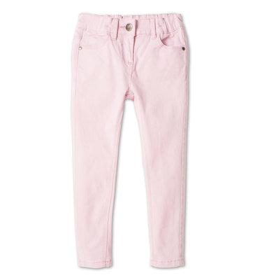 Стильные розовые джинсы на девочку C&A