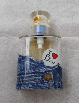 Винтажные духи I love Dior коллекционные