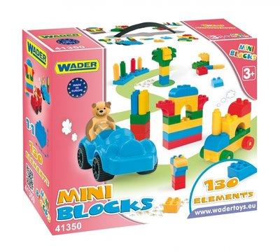 Конструктор 41350 Mini Wader 130 деталей