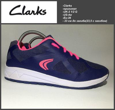 Clarks р-36 23см стелька