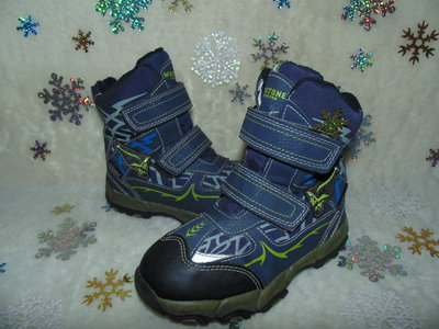 Термоботинки WillowTex 27р,ст 17,5см.Мега выбор обуви и одежды