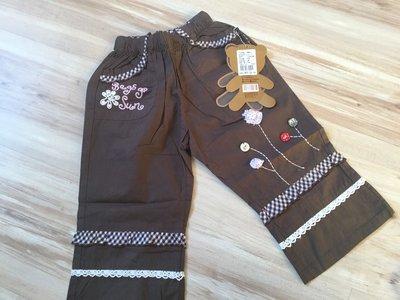 Новые нарядные летние брюки с вышивкой, хлопок коттон