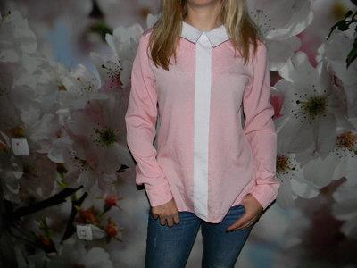 блуза рубашка женская 36-38 р сост. новой