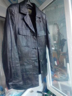 Дешево кожаная куотка пиджак натуральная мятая кожа