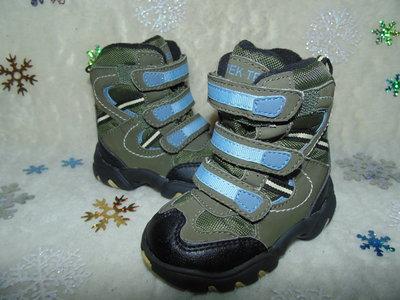 Термоботинки Trek-Tex 20р,ст 13 см.Мега выбор обуви и одежды