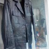 Торг скидки кожаная куртка пиджак натуральная мятая кожа