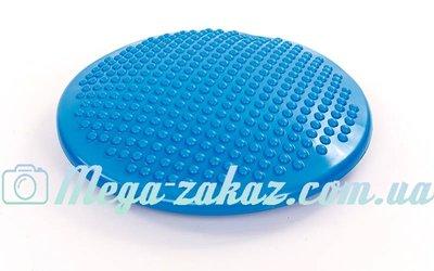 Подушка балансировочная для фитнеса Balance Cushion 1514 диаметр 38см