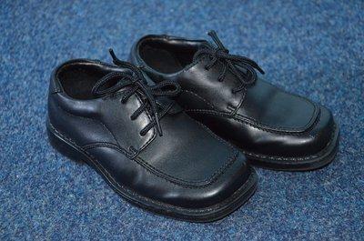 Детские кожаные туфли фирмы Smart fit 15. 5 см по стельке